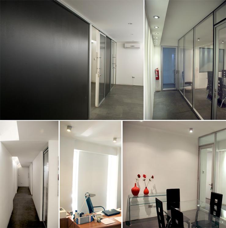 Gz arquitectos a a seguros oficinas for Oficinas genesis seguros